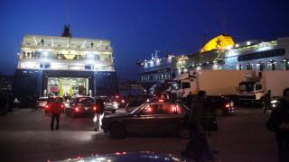 Συναγερμός στον Πειραιά - Άνδρας έπεσε από επιβατηγό πλοίο