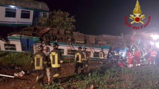 Ιταλία: Εκτροχιασμός τρένου μετά από σύγκρουση με φορτηγό - Δύο νεκροί