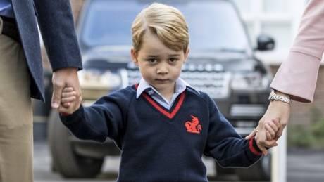 Αναστάτωση στο Παλάτι: Στόχος τζιχαντιστή ο 4χρονος πρίγκιπας Τζορτζ
