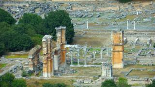 Ο αρχαιολογικός χώρος των Φιλίππων αναβαθμίζεται