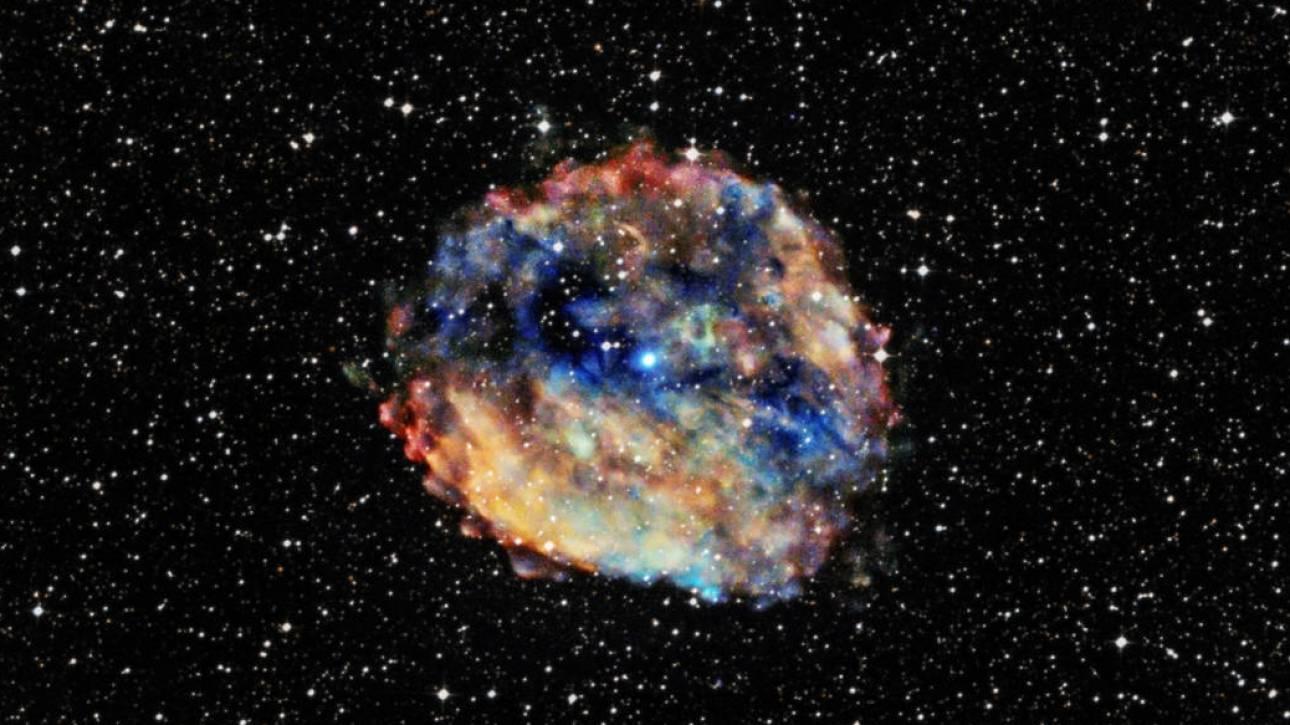 «Σαν να βλέπεις ψύλλο στην επιφάνεια του Πλούτωνα»: Εντυπωσιακό πάλσαρ 6.500 ετη φωτός από τη Γη