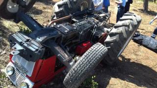 Τραγικός θάνατος αγρότη στην Κεφαλονιά-Καταπλακώθηκε από το τρακτέρ του