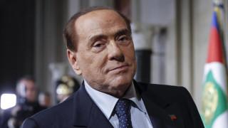 Μπερλουσκόνι: Το Φόρτσα Ιτάλια, θα καταψηφίσει την κυβέρνηση συνασπισμού