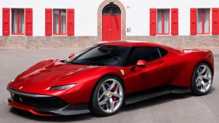 Αν δεν σου αρέσουν οι Ferrari που υπάρχουν φτιάχνεις μια δικιά σου, σαν την SP38