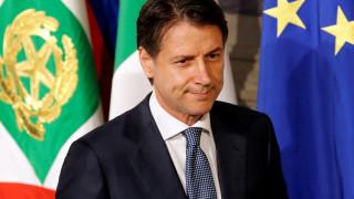 Ιταλία: Ξεκίνησαν οι επαφές του εντολοδόχου πρωθυπουργού Τζουζέπε Κόντε
