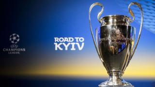 Champions League: «Πέταξαν» για Κίεβο Ρεάλ Μαδρίτης και Λίβερπουλ