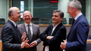 Χαιρέτισε τη συμφωνία με τους θεσμούς το Eurogroup