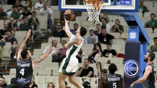 Basket League: Άνετο προβάδισμα για Παναθηναϊκό και Ολυμπιακό