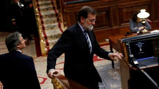 Ισπανία: Πρόταση μομφής κατά της κυβέρνησης του Μαριάνο Ραχόι