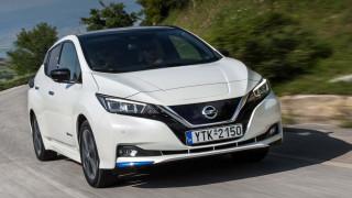 Το νέο ηλεκτρικό Nissan Leaf κοστίζει στην Ελλάδα από 32.990 ευρώ
