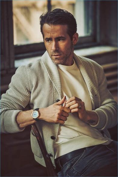 Ryan Reynolds 2018 Mr Porter Photo Shoot 005