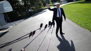 Ο Τραμπ αφήνει ανοιχτό το ενδεχόμενο να γίνει η συνάντηση με τον Κιμ στις 12 Ιουνίου