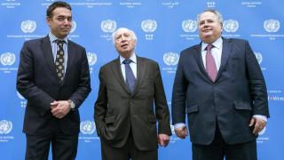 Σκοπιανό: Αδιέξοδο και... νέος γύρος συνομιλιών στις Βρυξέλλες