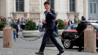 Ο Κόντε συναντήθηκε με τον Ματαρέλα αλλά δεν παρουσίασε τη λίστα των υπουργών