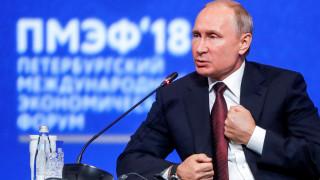Πτήση MH17: Το αεροσκάφος δεν καταρρίφθηκε από ρωσικό πύραυλο, λέει ο Πούτιν