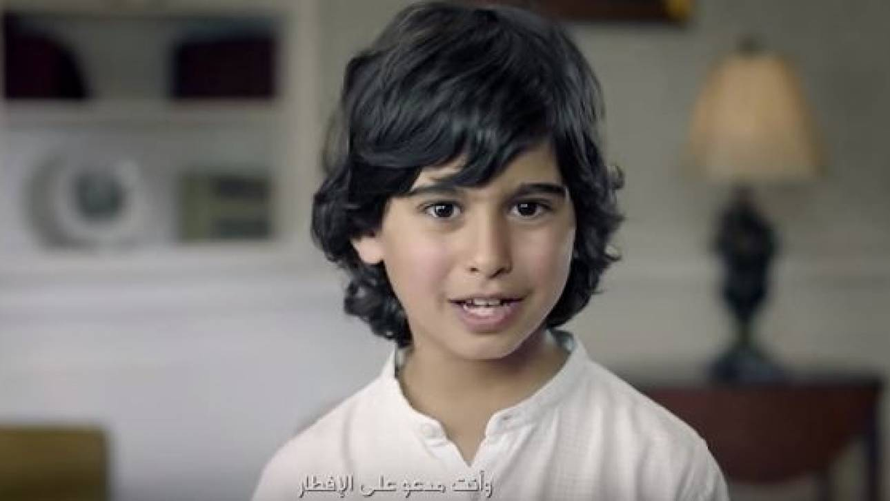 H διαφήμιση με τον μικρό που ζητά από ηγέτες να σταματήσει ο πόλεμος έγινε viral