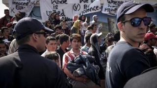 Δεκάδες πρόσφυγες εγκατέλειψαν την Μόρια