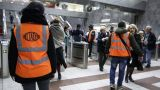 Πότε κλείνουν οριστικά όλες οι μπάρες στους σταθμούς του μετρό