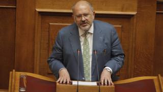 Ξυδάκης: Δεν μπορείς να ασκείς εξωτερική πολιτική υπό την πίεση συλλαλητηρίων