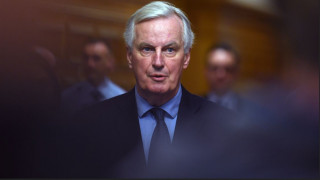 Μπαρνιέ: Εάν η Βρετανία θέλει να μεταβάλει τις κόκκινες γραμμές της, να μας το πει