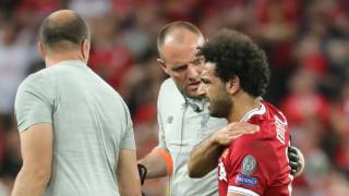 Τελικός Champions League: Έφυγε δακρυσμένος ο τραυματίας Σαλάχ
