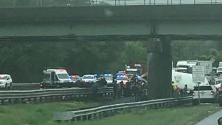 Γαλλία: Ανετράπη λεωφορείο με φιλάθλους – Νεκροί και τραυματίες