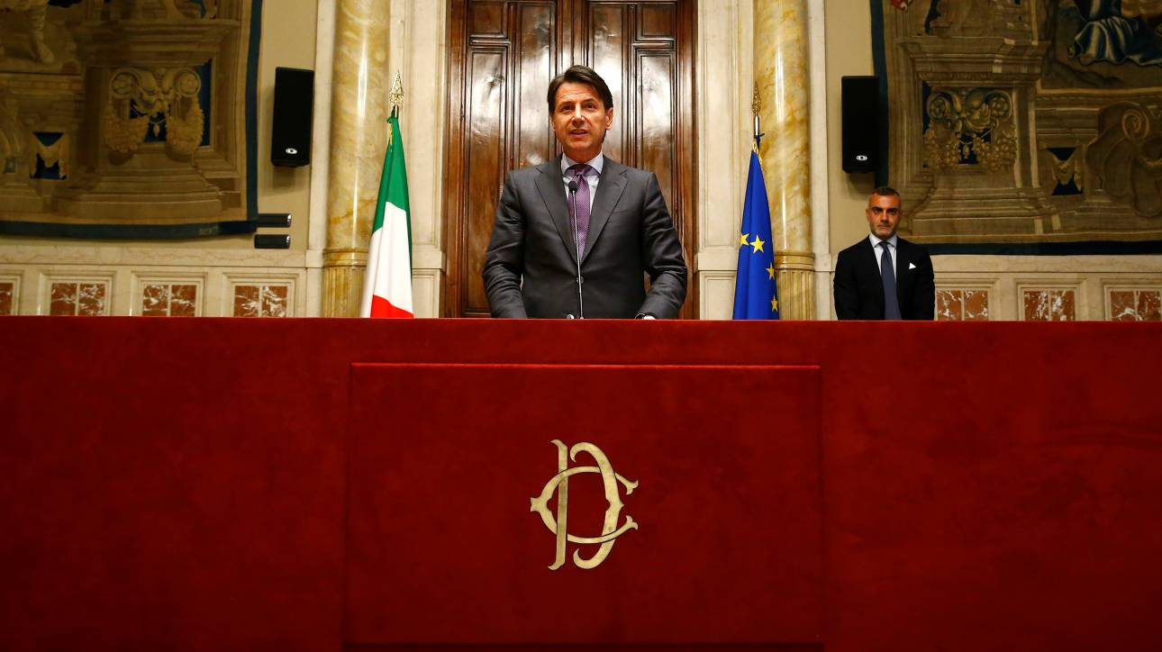 Ιταλία: Εμπλοκή με το υπ. Οικονομικών στην προσπάθεια σχηματισμού κυβέρνησης