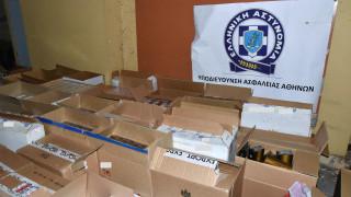 Κιλκίς: Σύλληψη για εισαγωγή λαθραίων τσιγάρων