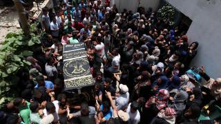 Λωρίδα της Γάζας: Νεκροί άλλοι τρεις Παλαιστίνιοι