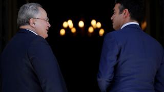 Σκοπιανό: Νέος γύρος συνομιλιών Κοτζιά - Ντιμιτρόφ τη Δευτέρα στις Βρυξέλλες