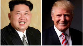 Αναπτερώνονται οι ελπίδες για συνάντηση Τραμπ-Κιμ μετά τη συνάντηση αντιπροσωπειών
