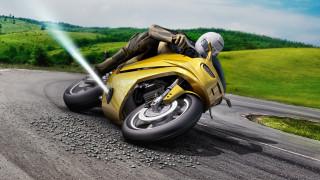 Διαστημικής έμπνευσης σύστημα πεπιεσμένου αερίου της Bosch για αποφυγή πτώσεων σε μοτοσυκλέτες