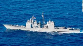 Οργή της Κίνας μετά την πλεύση πολεμικών πλοίων των ΗΠΑ κοντά σε αμφισβητούμενα νησιά