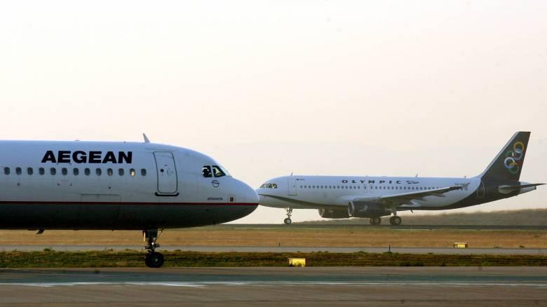 Ακυρώσεις και τροποποιήσεις πτήσεων την Τετάρτη