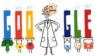 S.P.L. Sorensen: Ο Δανός χημικός στον οποίο αφιερώνει το Doodle της η Google
