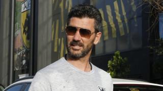 Παρουσιάζεται την Πέμπτη από την ΑΕΚ ο Ουζουνίδης