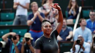 «Νιώθω σαν υπερήρωας»: Η Σερένα Γουίλιαμς επιστρέφει ως πολεμίστρια της Wakanda