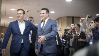 Ο Ζάεφ μιλά για συμφωνία, η Αθήνα μελετά τις λεπτομέρειες