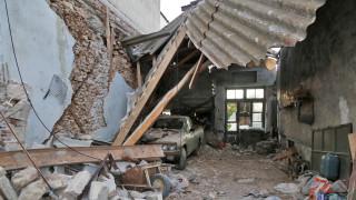 Εγκρίθηκε η ευρωπαϊκή βοήθεια ύψους 1,3 εκατ. ευρώ για τους σεισμόπληκτους της Μυτιλήνης