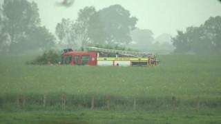 Βρετανία: Συντριβή ελικοπτέρου στο Νορθ Γιορκσάιρ - Νεκρός ο πιλότος