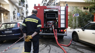 Φωτιά σε διαμέρισμα στην Καλλιθέα με τραυματίες