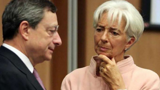 «Διαμάχη» ΕΚΤ- ΔΝΤ για τους ελληνικούς δημοσιονομικούς πολλαπλασιαστές