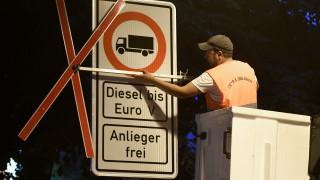 Πρεμιέρα για την μερική απαγόρευση πετρελαιοκίνητων οχημάτων στο Αμβούργο