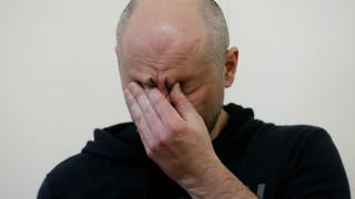 Ο «δολοφονημένος» Ρώσος δημοσιογράφος εξηγεί γιατί σκηνοθέτησε το θάνατό του