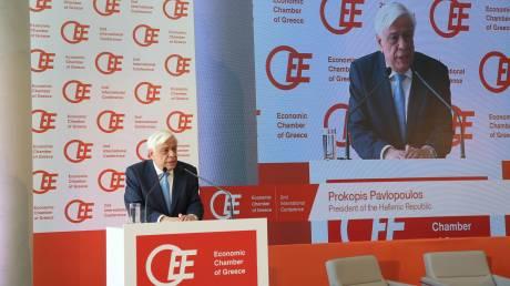 Συνέδριο ΟΕΕ: Η οικονομία μετά την ολοκλήρωση του προγράμματος προσαρμογής