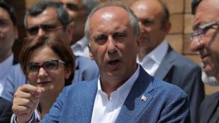 Ιντζέ: Και η Ελλάδα δεν δίνει τους στρατιωτικούς που ζητά η Τουρκία, είναι θέμα διμερών σχέσεων