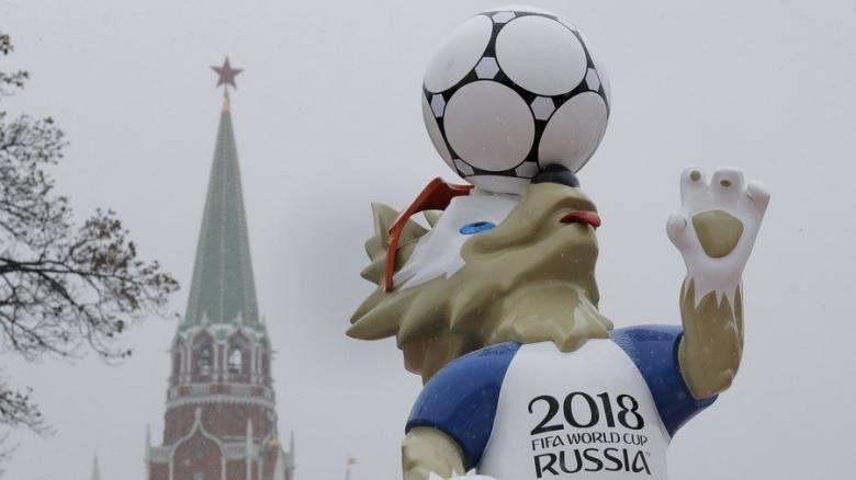 Παγκόσμιο Κύπελλο Ποδοσφαίρου: Το καλωσόρισμα από τον «Zabivaka»