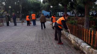 Ο δήμος Πειραιά προσλαμβάνει συμβασιούχους