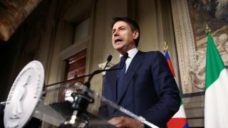 Ιταλία: Την Παρασκευή ορκίζεται η κυβέρνηση Κόντε