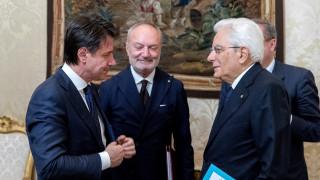 Ιταλία: Αυτή είναι η κυβέρνηση του Τζουζέπε Κόντε